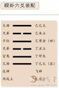 睽卦六爻占筮吉凶:大事不吉,小事顺利